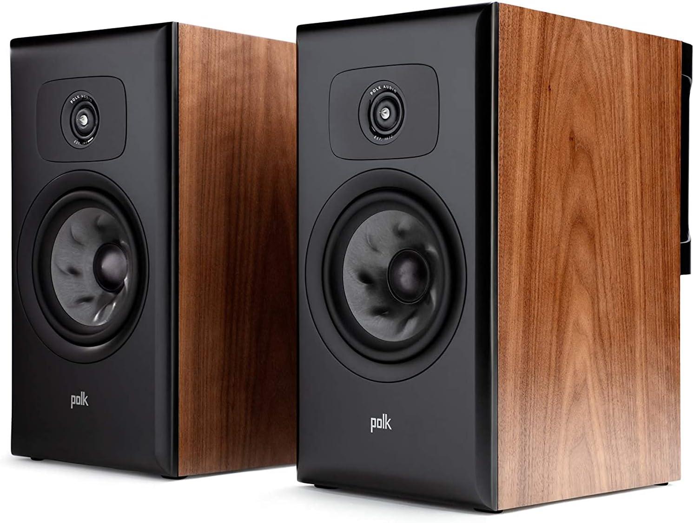 Polk Legend Max Over item handling ☆ 80% OFF L200 Large Brown Speaker Bookshelf Premium