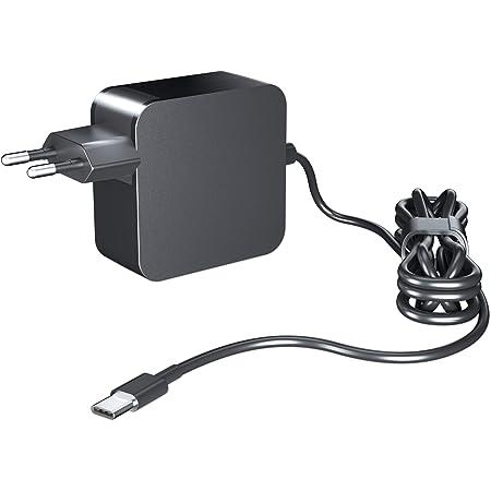 NEUE DAWN 65W USB Type C Cargador para portátil para Lenovo Thinkpad Asus zenbook Acer Dell, Xiaomi Air Huawei Matebook, Pro, HP, Yoga Cable de alimentación ideapad USB Tipo C Cargador