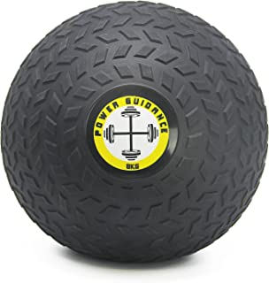 POWER GUIDANCE - Slam Ball Balón Medicinal Antideslizante Ideal para los Ejercicios de Functional Fitness - Pesos DE 3, 4, 5, 8, 10, 12, 15 kg