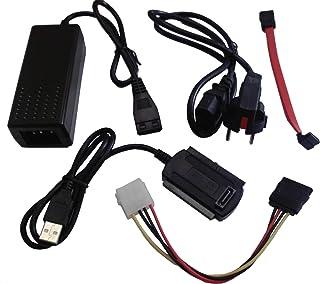 USB Adapter zu SATA / IDE 2,5' 3,5' mit Netzteil