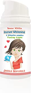 Snow White Instant Face And Body Whitening Cream Water Drop With Sun Protect