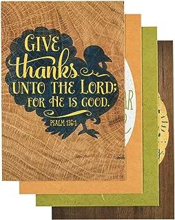 Best thanksgiving scripture cards Reviews