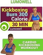 Kickboxing: Burn 300 Calories - Cardio Kickboxing Workout
