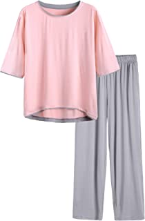 Women's Half Sleeve Pajama Set