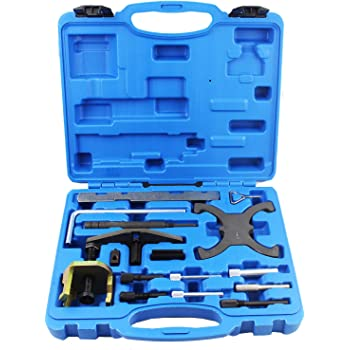 21-168 YouVbeen Flywheel Locking Tool for Ford Escape Fiesta Fusion Transit Connect 1.5L /& 1.6L Engines 303-393