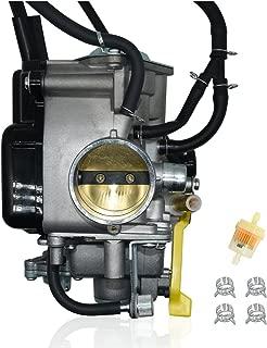 Karbay Carburetor For 1999-2015 Honda TRX 400 Sportrax 400 Carb Assembly 16100-HN1-A43