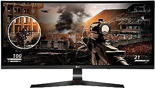 "Monitor Gamer Full HD LG Curvo Widescreen IPS 34"" - 34UC79-G"