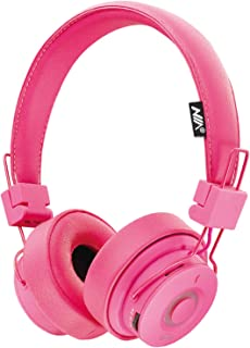 $30 » Docooler Wireless Over Ear Headphones X10 Foldable Music Headset On-Ear BT Headphone Colorful LED Lights Stereo Music Earp...