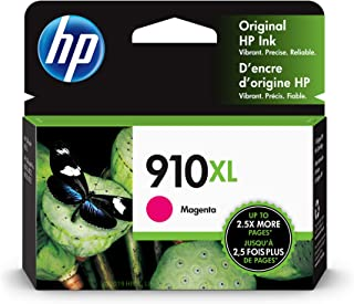 HP 910XL | Ink Cartridge | Magenta | Works with HP OfficeJet 8000 Series | 3YL63AN