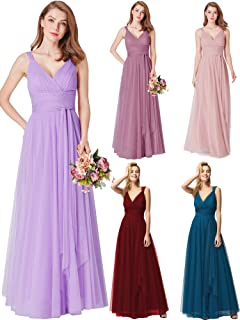 cheap bridesmaid dresses lavender