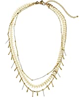 Rebecca Minkoff Multi Functional Layered Necklace