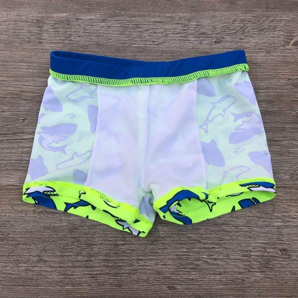 Holzkary Boy's Swimwear Swimsuits Stretch Beach Swim Shorts Boxer Trunks Board Shorts Underwear
