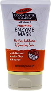 Palmer's Cocoa Butter Purifying Enzyme Mask for Women, 4.25 Ounce