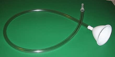 New Ear Trumpet - Conversation Tube Non-Latex aid Ear Horn Hearing.