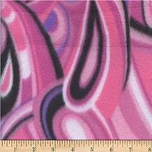 Newcastle Fabrics Polar Fleece Tiffany Fabric, Pink, Fabric By The Yard