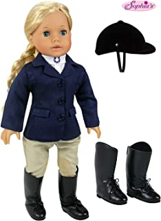 Best 18 doll horse saddle Reviews