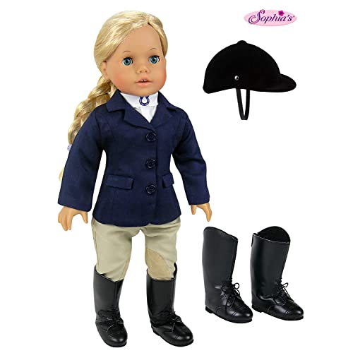 "Newborn Baby Doll Accessories Vintage Brown Leather Boots for 18/"" American Girl"