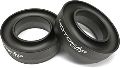 MotoFab Lifts DR2-2WD-Black-2 inch Front Leveling Lift Kit That is Compatible with Dodge Ram Pickup 2wd