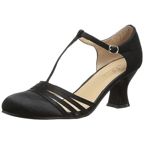 954c704ab Ellie Shoes Women s 254 Lucille Dress Pump