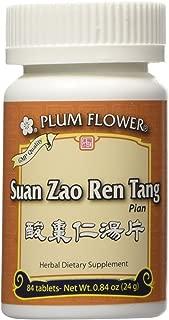 suan zao ren tang ingredients