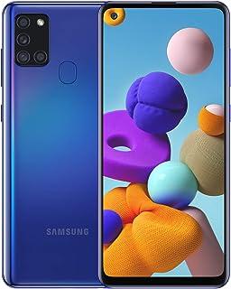 Samsung Galaxy A21s (A217F-DS) 64GB 4GB RAM International Version - Blue