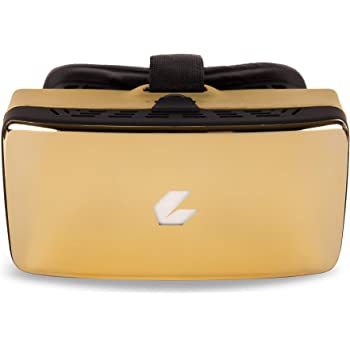 CEEK VR Headset Goggles | 3-Month CEEK VR Experiences Subscription | Gold