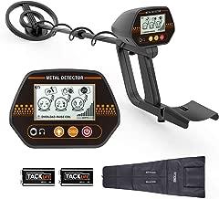 Metal Detector, 3 Modes Adjustable Waterproof Detectors (24