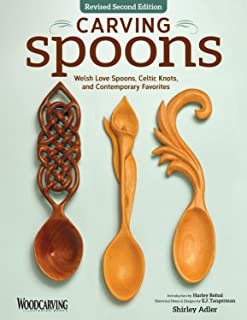 welsh love spoon carving patterns
