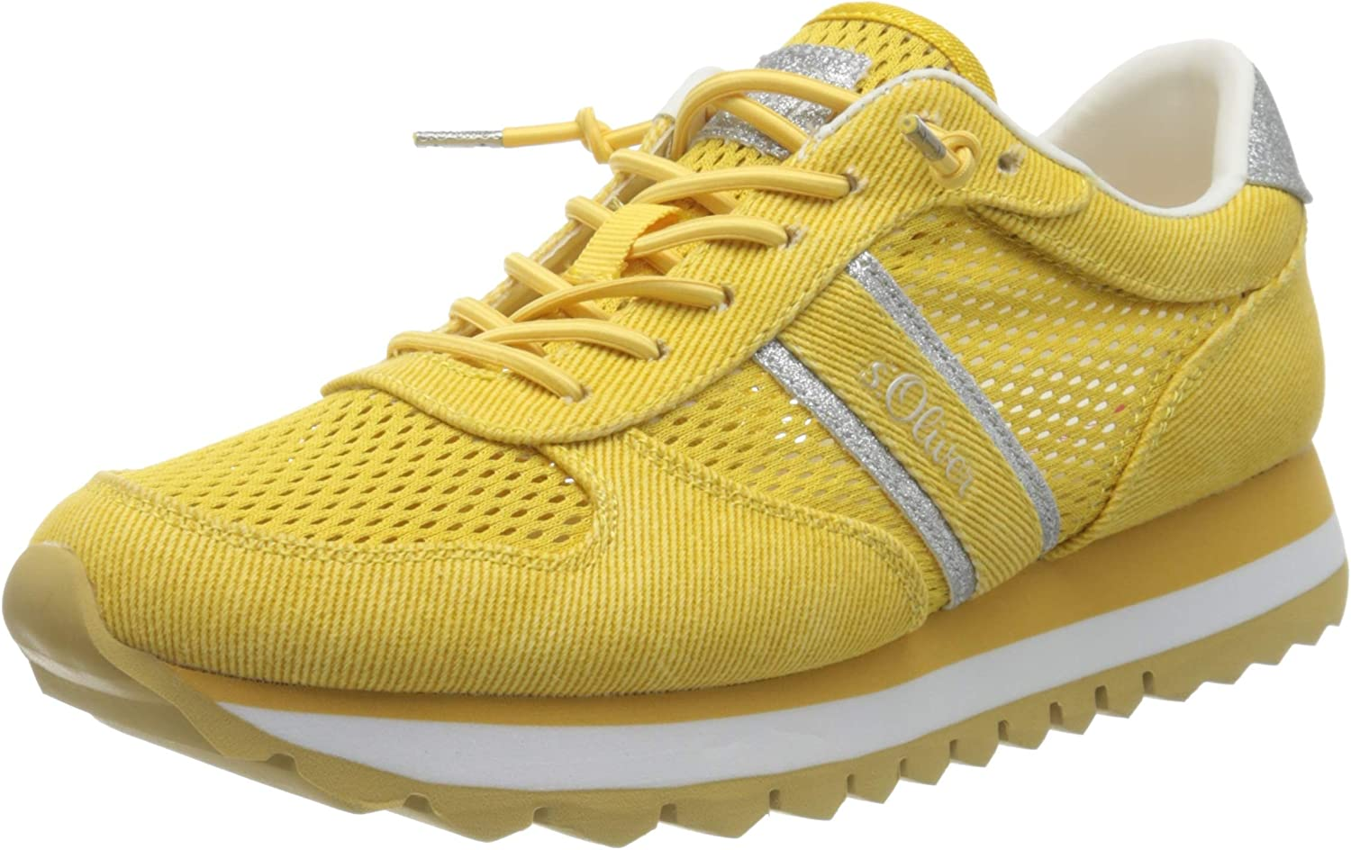 s.Oliver Free Shipping New Women's Low-Top 7.5 us Sneaker Overseas parallel import regular item