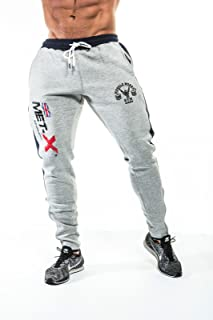 Pantaloncini rossi da uomo in airtex e rete esercizi di potenziamento muscolare per MMA box palestra allenamento