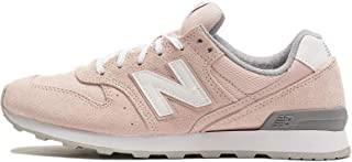 New Balance Womens 996 Pink Classic Trainers-UK 4