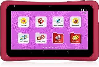 American Girl Tablet. Powered by nabi