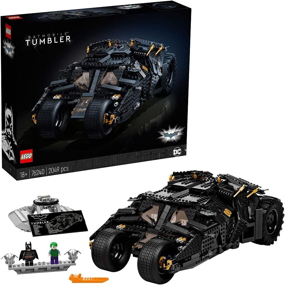 レゴ(LEGO) スーパー・ヒーローズ バットモービル(TM) タンブラー 76240