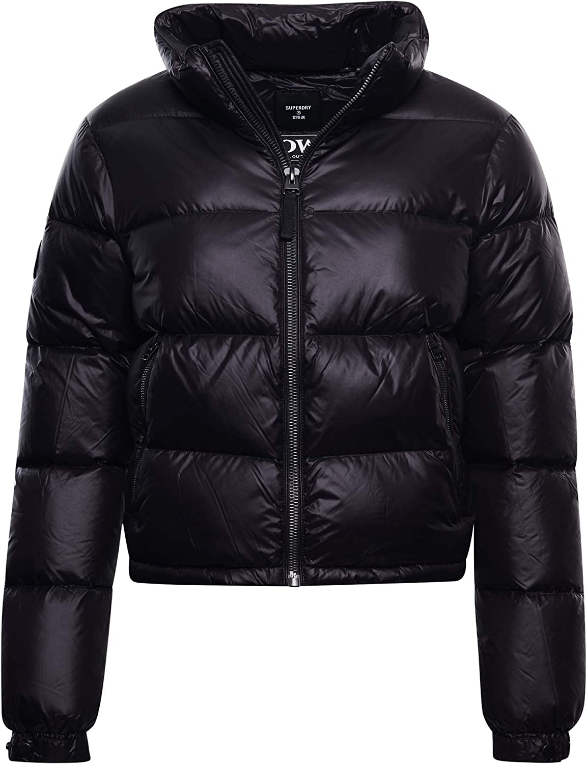 Superdry Luxe Detroit Mall Long-awaited Alpine Padded Jacket Down