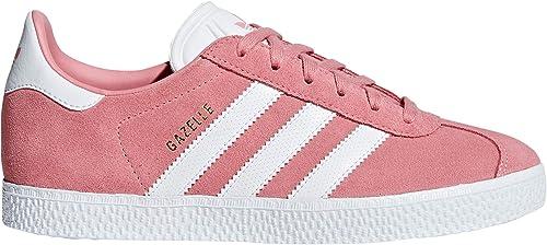 Adidas Gazelle Chaussures paniers paniers Femme Noir, Bleu, Rose. paniers. Faible-Top.  il y a plus de marques de produits de haute qualité