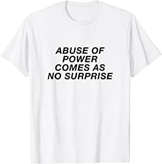 Abuse Of Power Comes As No Surprise - Cute Aesthetic Fashion