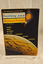 VINTAGE FANTASY AND SCIENCE FICTION OCTOBER 1963 DE CAMP ISAAC ASIMOV BESTER