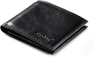 Senbos Portefeuille Homme Cuir veritable RFID Blocage Portefeuille pour Homme en Cuir Porte Monnaie avec Poche à Monnaie p...