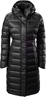 Kathmandu Winterburn Women's Down Longline Coat Warm Insulated Water-Repellent