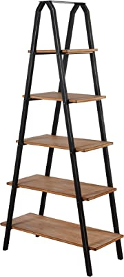 Collective Design Archer Ridge Bookcase, Black