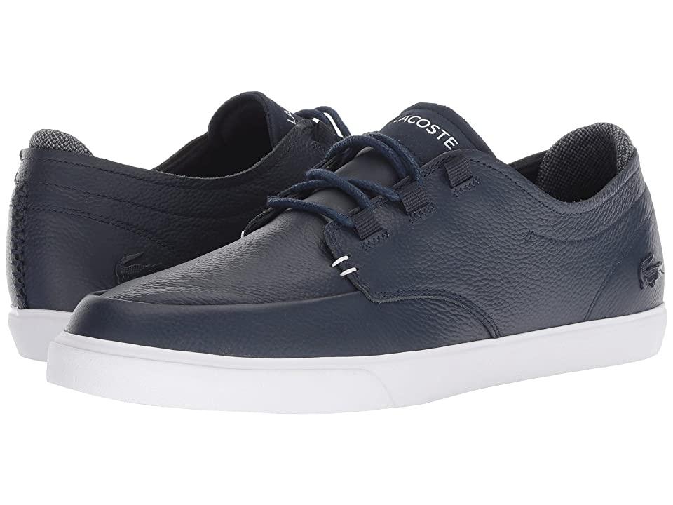 Lacoste Esparre Deck 318 1 (Navy/Blue) Men