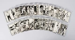 bond bread baseball cards