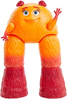 Monsters at Work Val Action Figure, Collectible Disney Plus Character Toy, Highly Posable with Authentic Detail, Kids Gift...