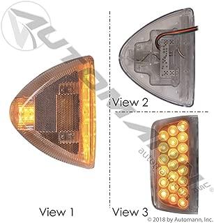 LED TURN SIGNAL CLEAR LH & RH PETERBILT 564.75077 (2)
