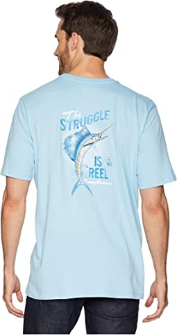 The Struggle is Reel Tee