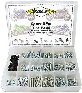Bolt Motorcycle Hardware (2006-SBPP) Sport Bike Pro Bolt Pack