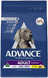 Advance Adult and Senior Large/Giant Breed 15kg Dog Dry Food