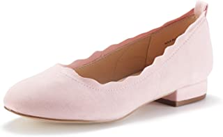 Women's Low Stacked Slip On Flats Shoes