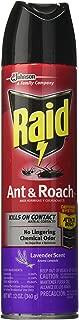 Best raid ant and roach spray lavender Reviews