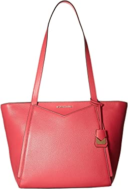 Whitney Small Top Zip Tote